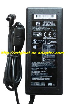 NEW LG Monitor 34UC97 34UC97-S 140W 19V 7.37A AC Adapter 6.5mm * 4.4mm