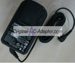 Casio 12V 1.5A For Casio PX110 Power AC Adapter