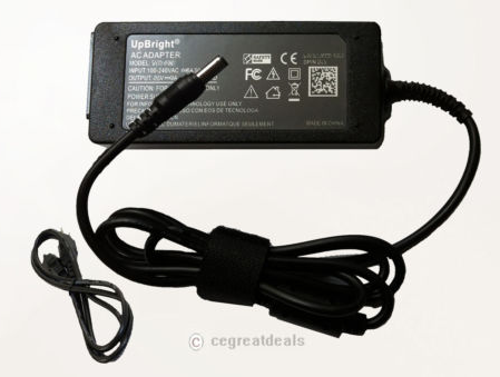 "NEW AOC E2043FK AC Adapter For E2343Fk 23"" HDTV LED LCD Monitor Charger Power Supply"