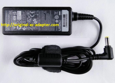 Brand New Original 20V 2A 40W Charger Cord for LG U560-KH5SK AC Power Adapter