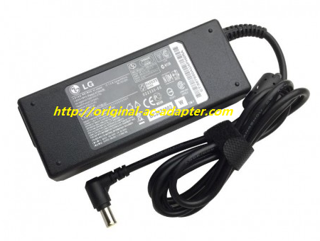 NEW Original LG A550-RE50K A550-SE7AK AC Power Adapter19V 4.74A 90W Charger Cord