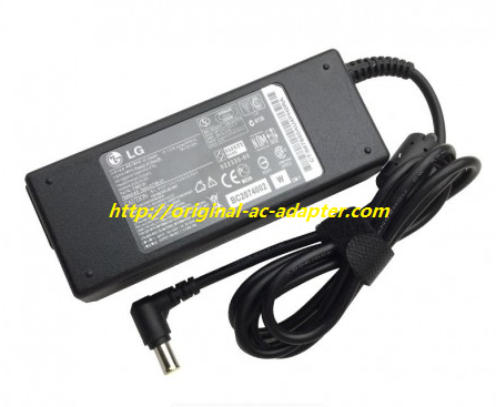 NEW Original LG A560-PH70K A560-SH6AK 19V 4.74A 90W AC Power Adapter Charger Cord