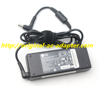 NEW 100% Original 19V 4.74A 90W LG A560-T.7457 A560-T.BG76P1 6.5mm * 4.4mm AC Adapter Charger