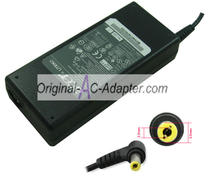 Acer PA-1900-06 19V 4.74A Power AC Adapter