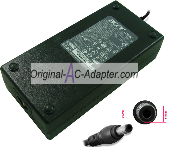 Acer 19V 7.9A For Acer Aspire 1700 Power AC Adapter