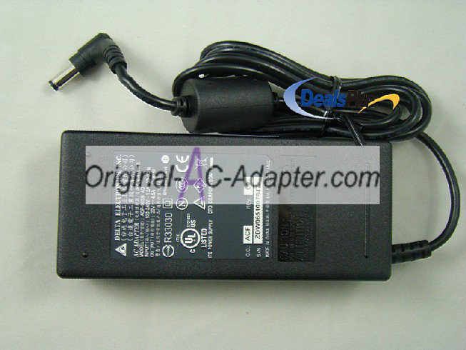Delta 20V 4.5A 90W 5.5mm x 2.5mm Power AC Adapter