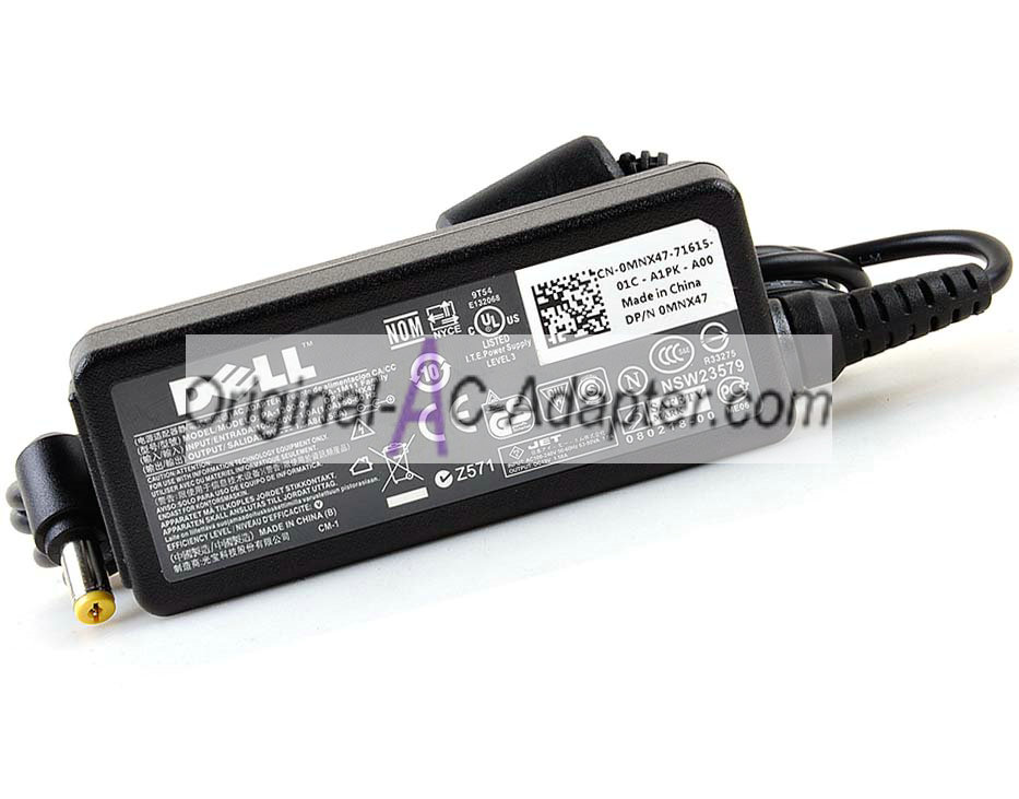 Dell A12-030N1A 19V 1.58A Power AC Adapter