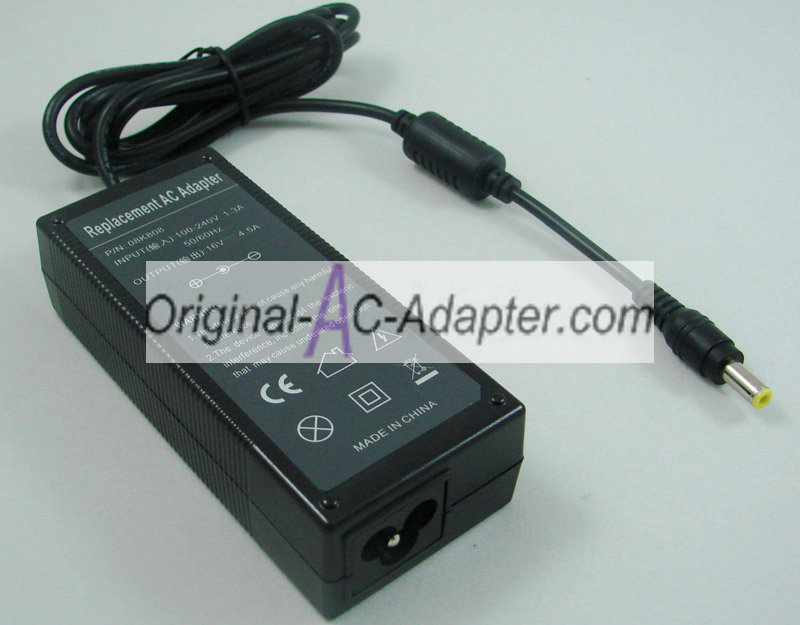 Panasonic 16V 3.75A For Panasonic Toughbook CF-45 Power AC Adapter