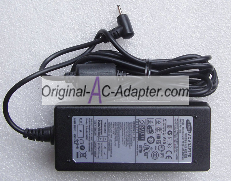 Samsung 12V 3.33A For Samsung XE500T1C-A01DE Power AC Adapter