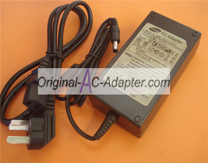 Samsung PSCV360104A 12V 5A Power AC Adapter