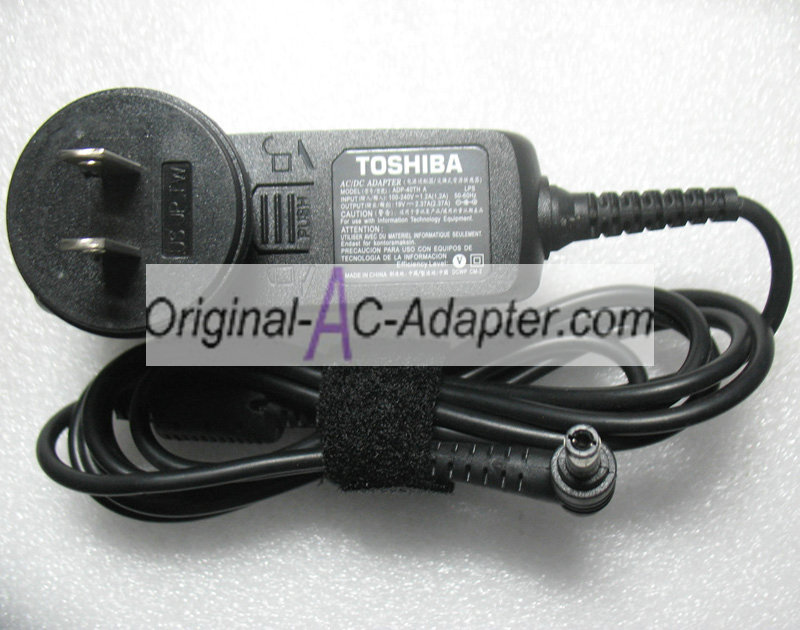Toshiba 19V 2.37A Fit Toshiba Satellite Pro C640D Power AC Adapter
