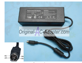 FSP 48V 2.5A 4 Pin Power AC Adapter